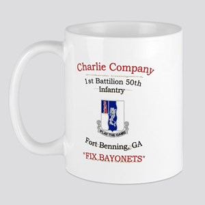 C co 1/50 inf Mug