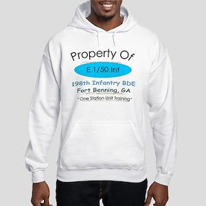 E co 1/50 prop Hooded Sweatshirt