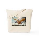 Dragons of Fantasy Tote Bag
