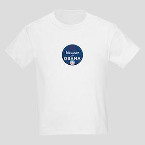 ISLAM for Obama Kids Light T-Shirt