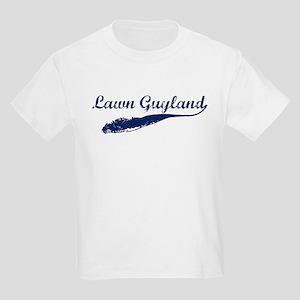 LAWN GUYLAND Kids Light T-Shirt