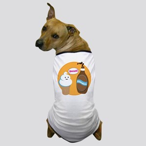 Ice Cream & Chocolate Dog T-Shirt