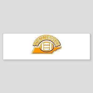 Tennessee Football Bumper Sticker