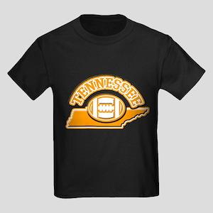 Tennessee Football Kids Dark T-Shirt