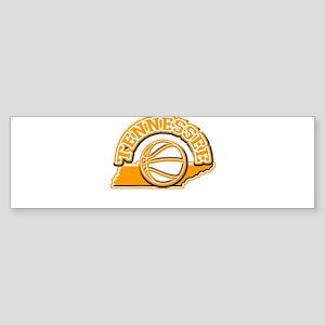 Tennessee Basketball Bumper Sticker