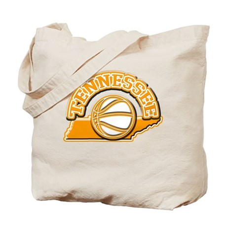 Tennessee Basketball Tote Bag