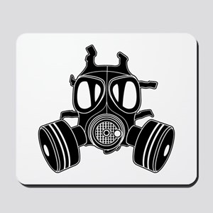 Gas Mask Mousepad