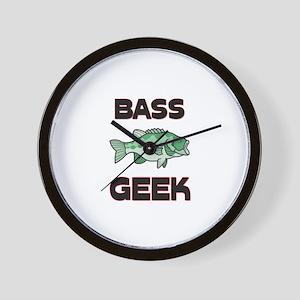 Bass Geek Wall Clock