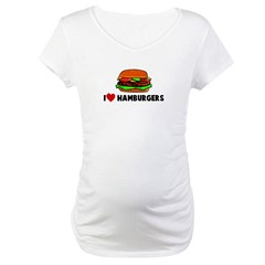 I heart hamburgers Shirt