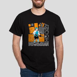 defenseman Dark T-Shirt