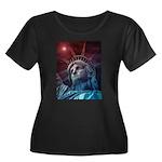 In God We Trust Plus Size T-Shirt