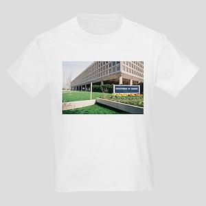 Dept Of Energy Building Kids T-Shirt