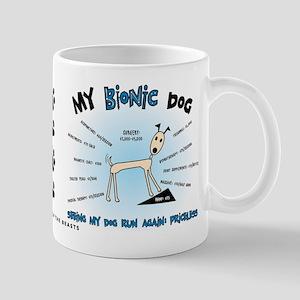 Bionic Dog Mug