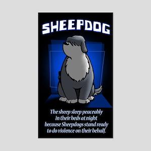 ShpDog Toon v2: Rectangle Sticker
