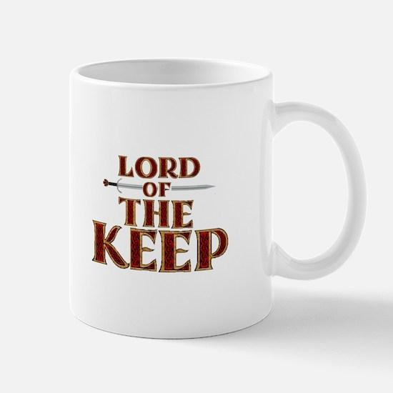 Lord of the Keep Mug