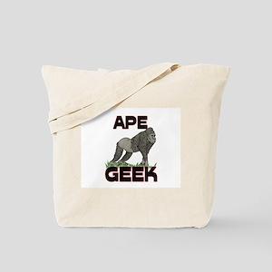 Ape Geek Tote Bag