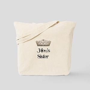 Jalen's Sister Tote Bag