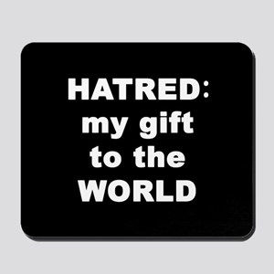 Hatred Mousepad