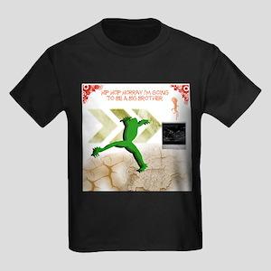 Big Brother Frog Kids Dark T-Shirt