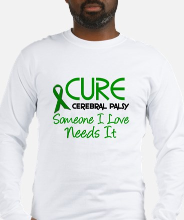 CURE Cerebral Palsy 2 Long Sleeve T-Shirt