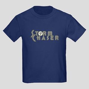 Storm Chaser 4 Kids Dark T-Shirt