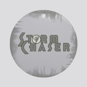 Storm Chaser 4 Ornament (Round)