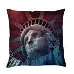 In God We Trust Everyday Pillow