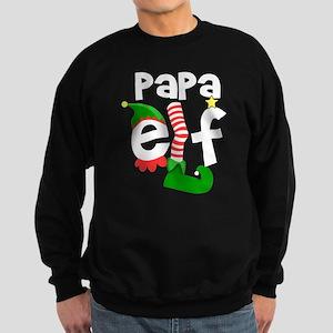 Papa Elf Sweatshirt