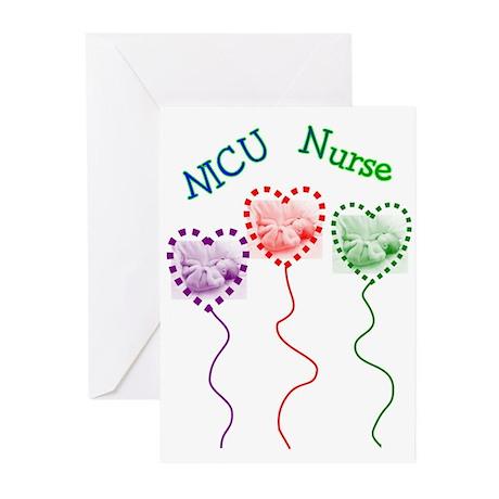 NICU Nurse Greeting Cards (Pk of 10)