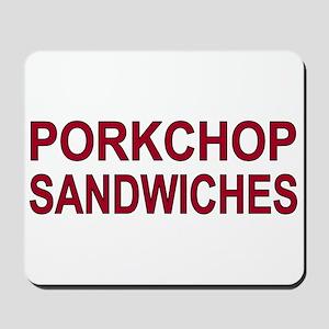Porkchop Mousepad