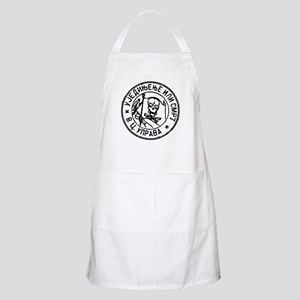 The Black Hand BBQ Apron