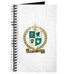 LEPOUPET Family Crest Journal