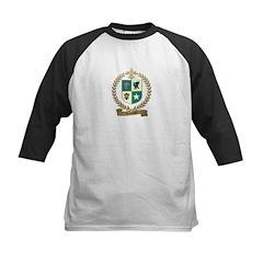 LEPOUPET Family Crest Kids Baseball Jersey