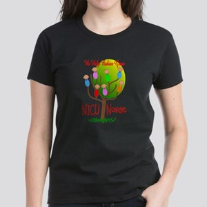 NICU Nurse Women's Dark T-Shirt