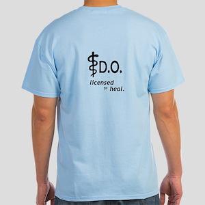 License to Heal Light T-Shirt