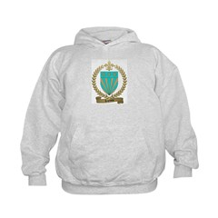 LEPRIEUR Family Crest Hoodie
