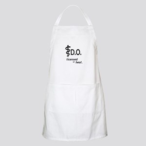 Osteopathic BBQ Apron