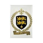 LEPRINCE Family Crest Rectangle Magnet (10 pack)