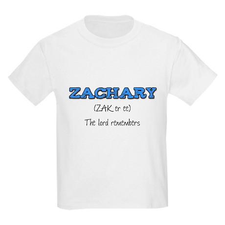 Zachary Kids Light T-Shirt