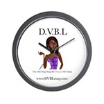 The D.V.B.L. Network Wall Clock