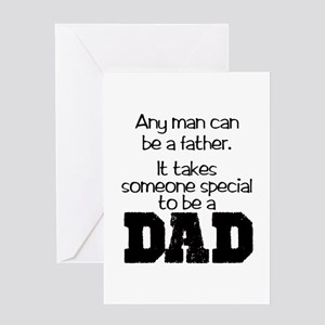 Special Dad Greeting Card