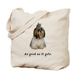 Good Shih Tzu Tote Bag