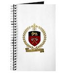 LEROY Family Crest Journal