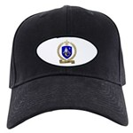 LESOURD Family Crest Black Cap
