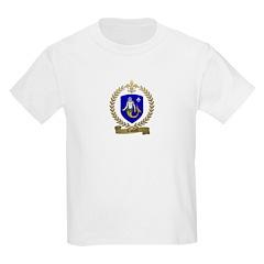 LESOURD Family Crest Kids T-Shirt