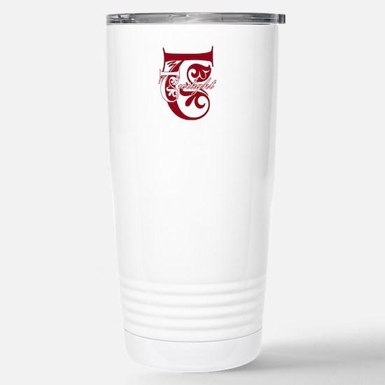 Cool Twilight Stainless Steel Travel Mug