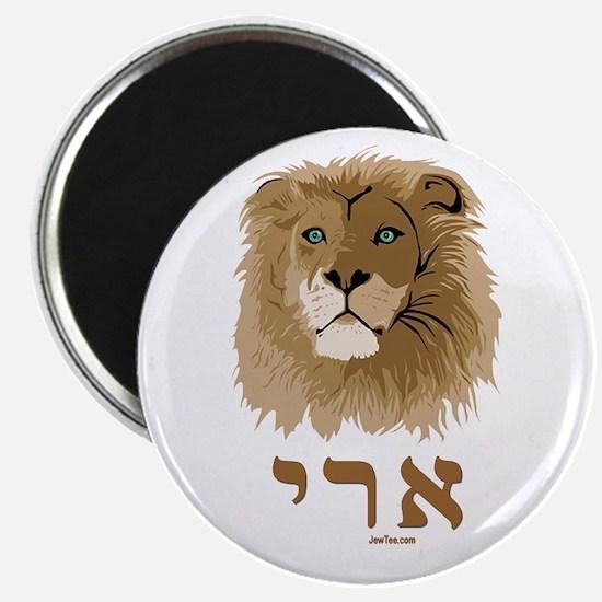Ari Hebrew Magnet