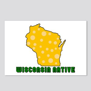 Wisconsin Native Postcards (Package of 8)