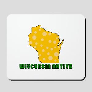 Wisconsin Native Mousepad