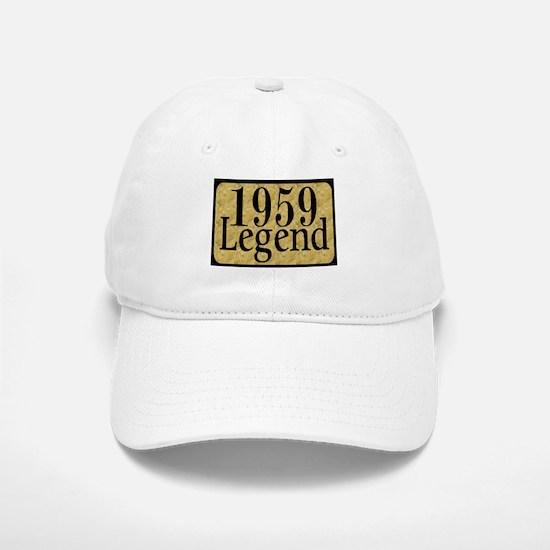 1959 Baseball Baseball Cap